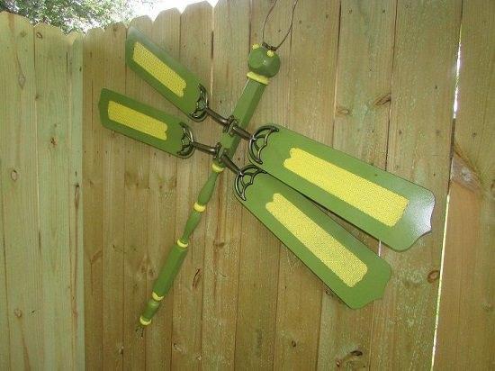 DIY Dragonfly With Fan Blades2
