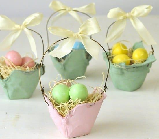 DIY Egg Carton Crafts
