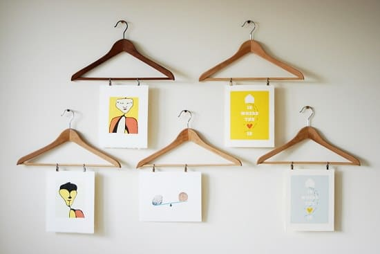 DIY Photo Wall Ideas5