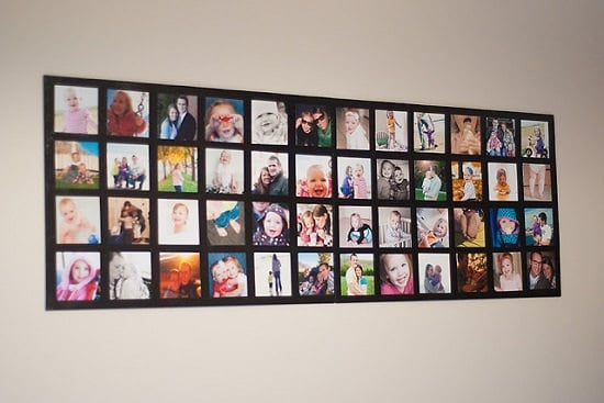 Wall Picture Collage Wall