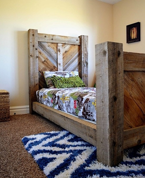 These DIY Wood Headboard Ideas are perfect for every bedroom design styles. Find out your favorite one in this post!