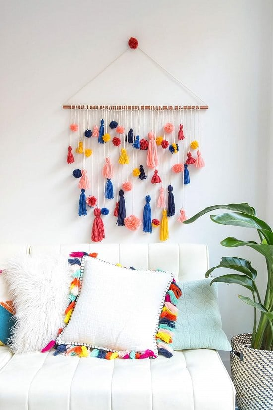 These DIY Macrame Wall Hanging Patterns are free-of-cost and exceptional and can beautify your interior like nothing else!