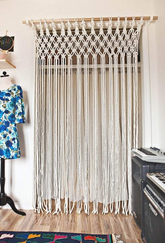 54 Macrame Wall Hanging Patterns for Free