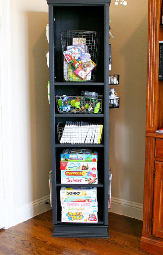 board game organization ideas 1