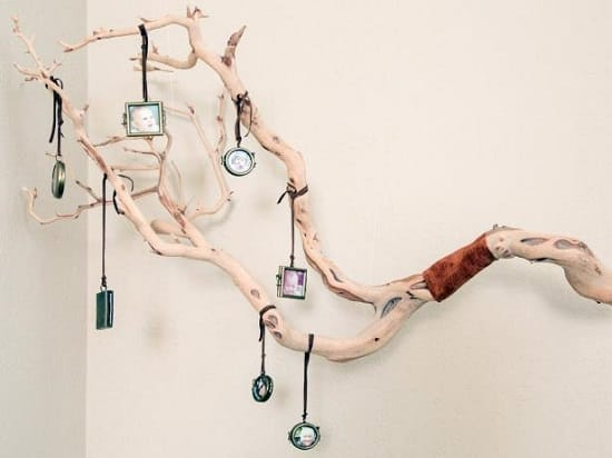 Driftwood DIY Family Tree