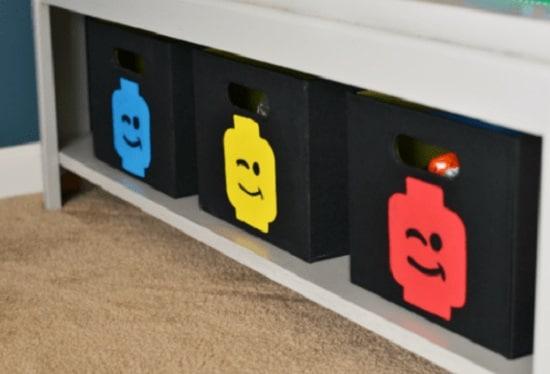 lego bin storage