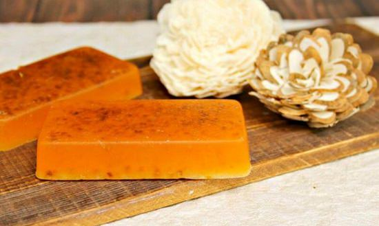 DIY Moisturizing Bar