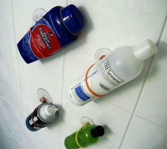 Shower Organizer Ideas 3