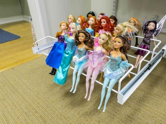 Shoe Rack Organizer For Dolls
