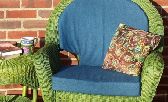 Simple Chair Cushion