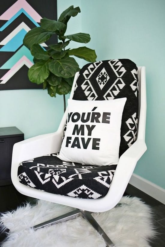 DIY Chair Cushions7