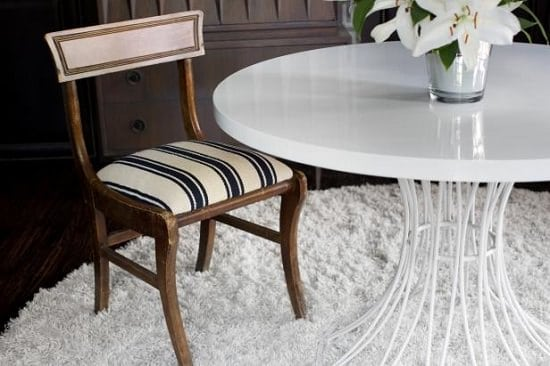 Flat-weave Cushion