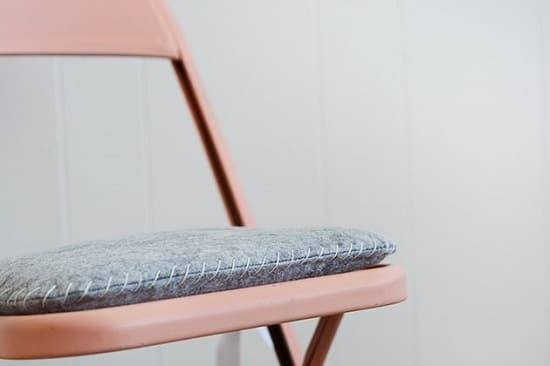 Cushions for folding chairs
