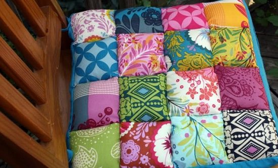 Trunk Chair Cushions
