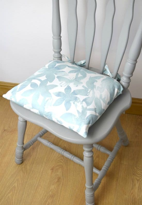 DIY Chair Cushions8