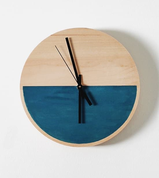 DIY Clock Ideas4