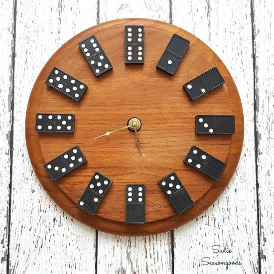 Horloge Domino