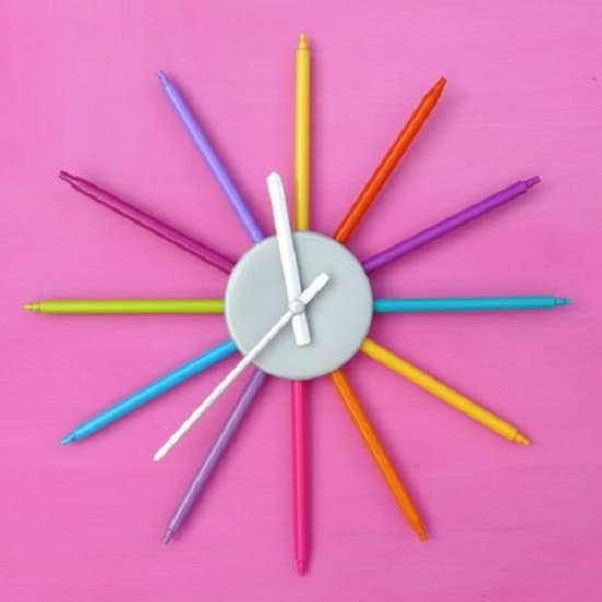 DIY Clock Ideas6