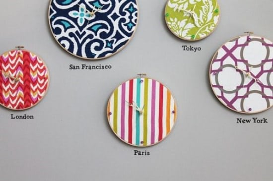 DIY Clock Ideas7