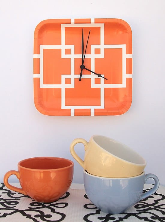 DIY Clock Ideas8