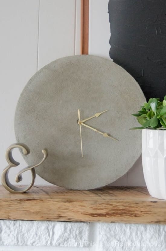 DIY Clock Ideas10