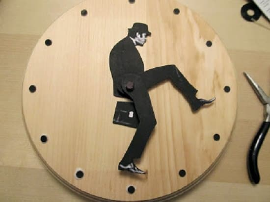 DIY Clock Ideas12