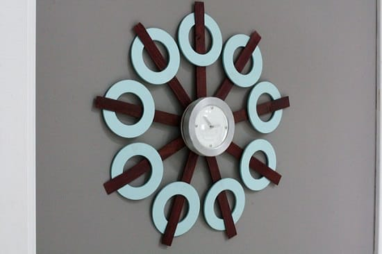 DIY Clock Ideas13