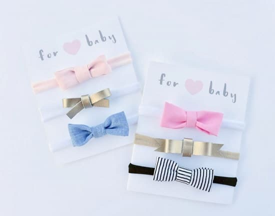 DIY No-Sew Baby Headband2