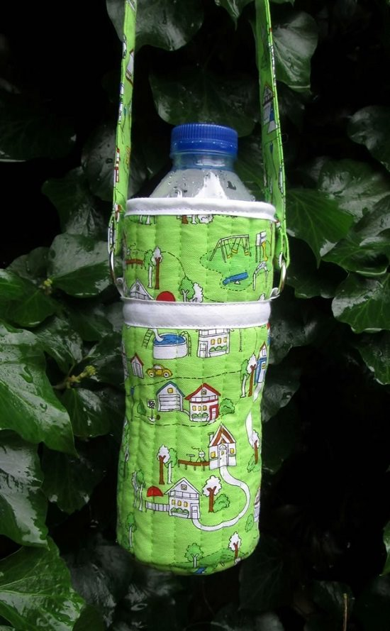 DIY Water Bottle Holders6