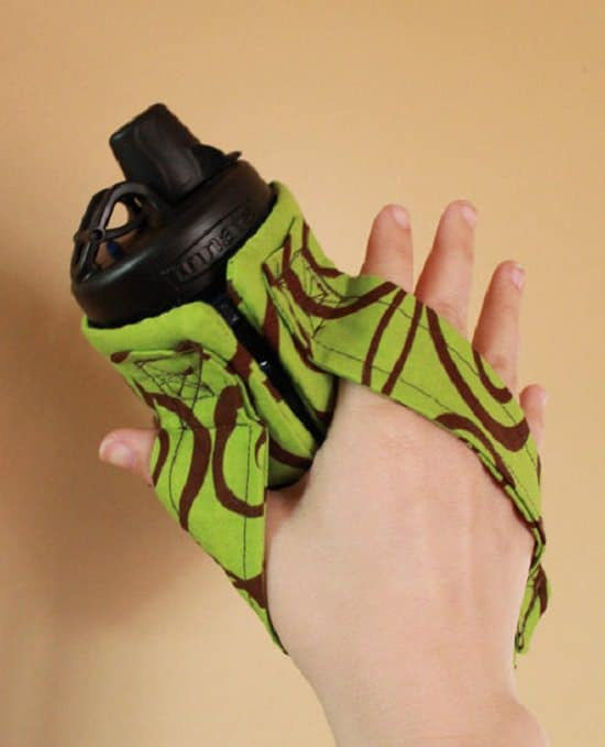Running Gear Bottle Carrier