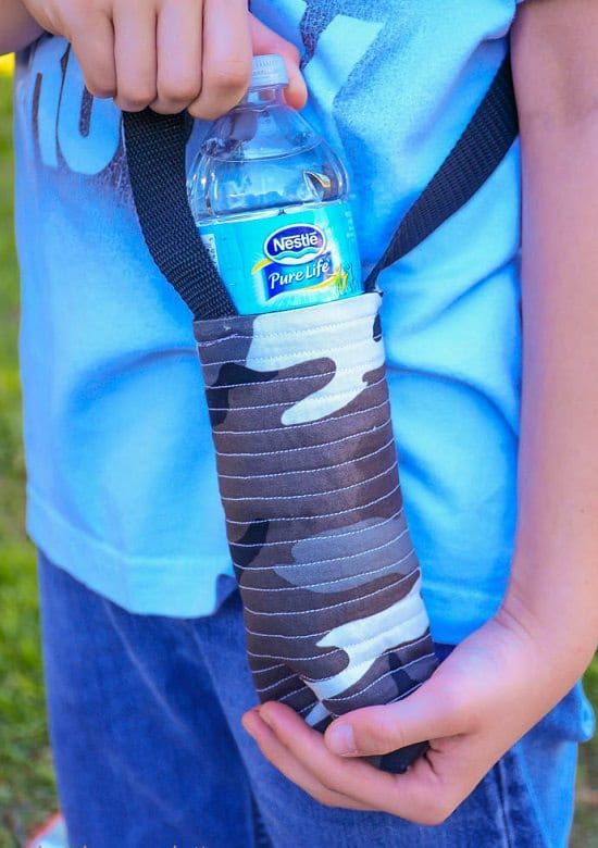 DIY Water Bottle Holders1