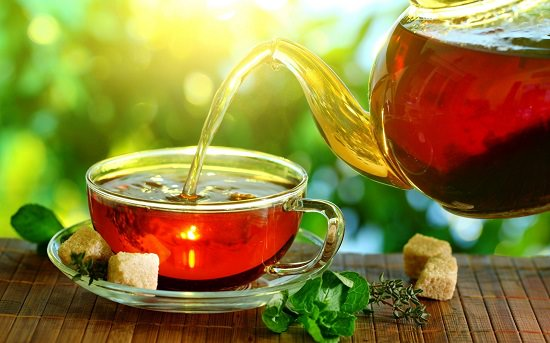 Health Benefits of Drinking Green Tea 3