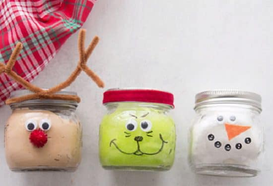 DIY Christmas Slime Ideas 1