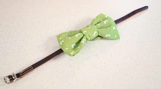DIY Bandana Bow Tie For Dogs