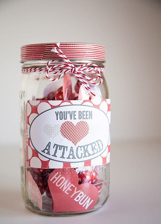 """""""Heart Attack"""" Jar"""