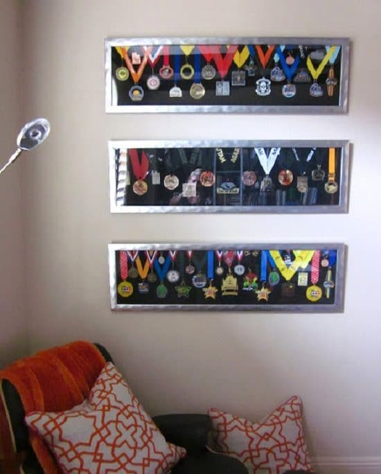 Mirror Frame Holder