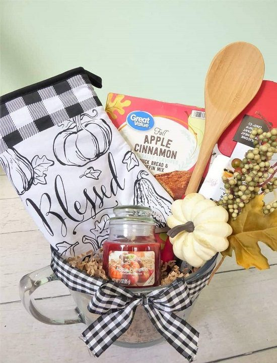 DIY Fall Gift Basket Ideas4