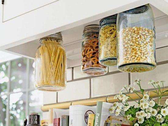 DIY Mason Jar Storage Ideas7