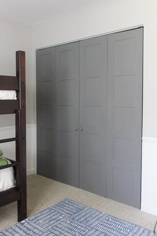 DIY Closet Door Ideas5