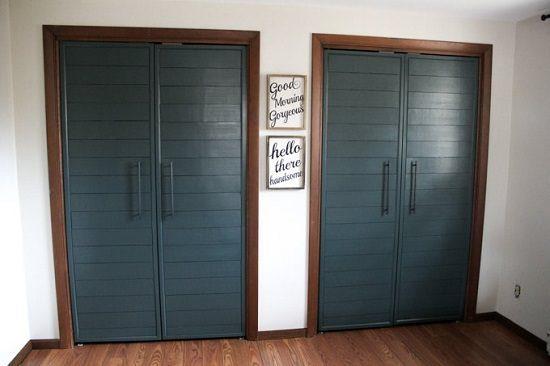 DIY Closet Door Ideas1