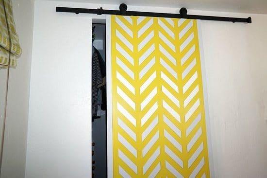 DIY Closet Door Ideas7