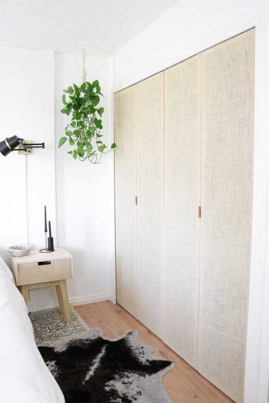 DIY Closet Door Ideas2