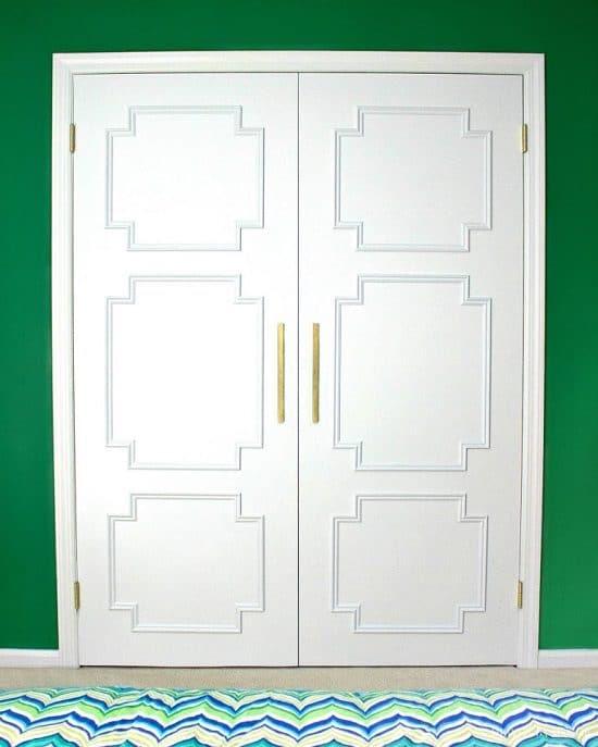 DIY Closet Door Ideas3