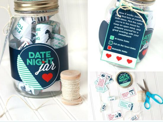15 Diy Date Night Jar Ideas You Ll Adore Cradiori