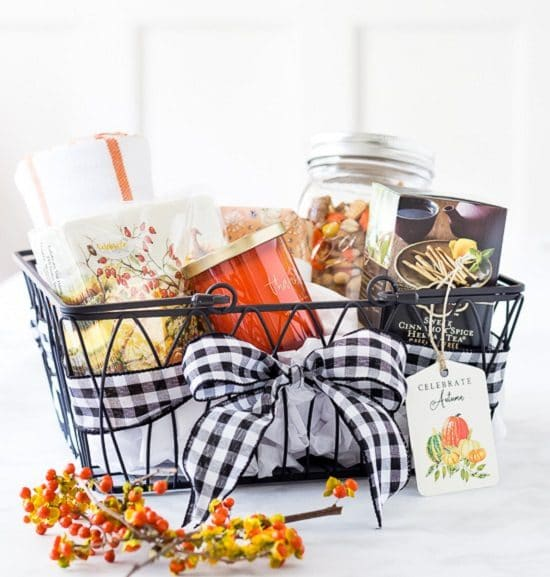 Family And Friends Basket