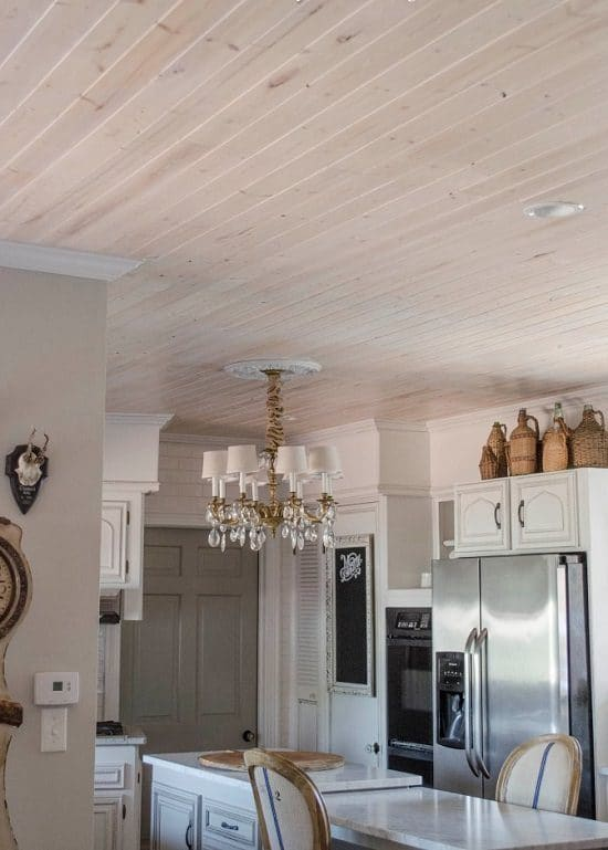 DIY Kitchen Ceiling Ideas3