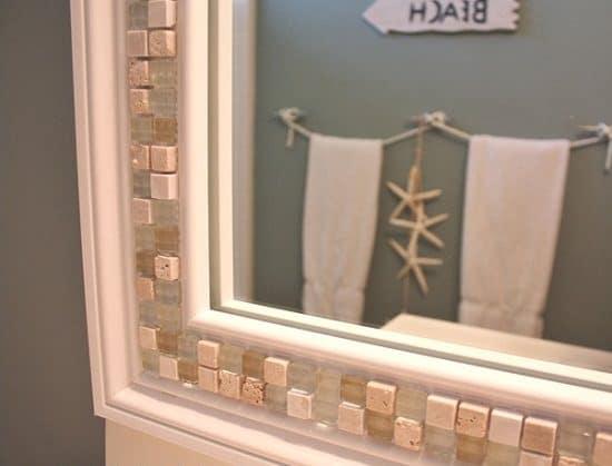DIY Mirror Decor Ideas5
