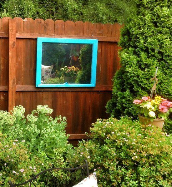 Outdoor Window Mirror