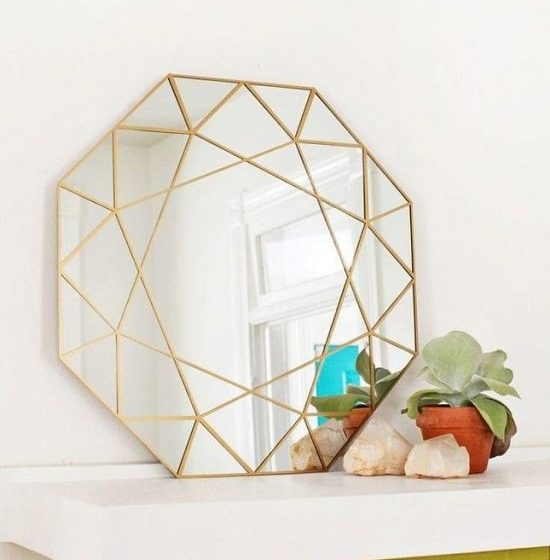 DIY Mirror Decor Ideas