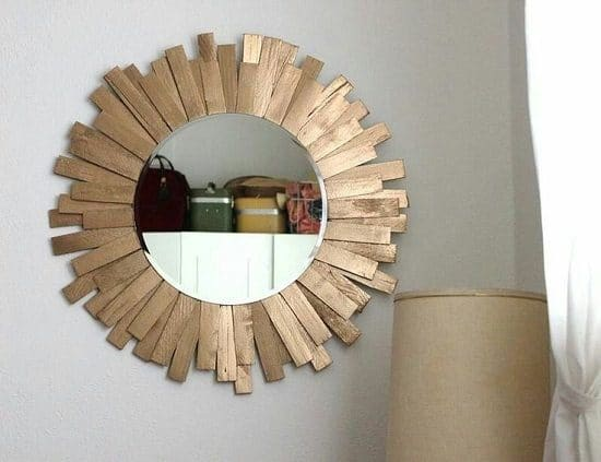DIY Mirror Decor Ideas1